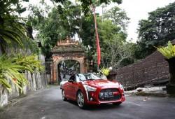 Daihatsu Copen Dengan fitur Electric Convertible Roof