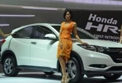 Mobil Terbaru Honda HR-V Muncul Di IIMS 2014