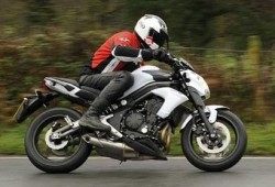 Review Sensasi Test Ride Kawasaki ER6N