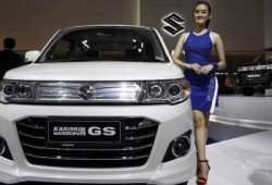 Suzuki Luncurkan Mobil LCGC Karimun Wagon R GS