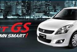 Mobil Terbaru Suzuki Swift GS Bertagline Damn Smart
