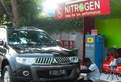 Tips Pertama Kali Mengisi Angin Ban Nitrogen