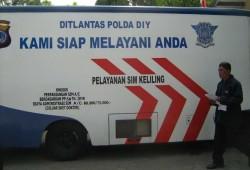 Jadwal Layanan SIM Keliling Yogyakarta Dan SIM Corner