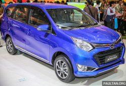 Pilihan Tipe Varian Daihatsu Sigra Beserta Harga dan Warna