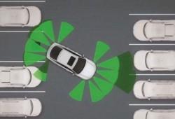 Ford Focus, Mobil Bisa Parkir Sendiri