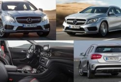 Mercedes Benz GLA Class Lebih Sporty Dan Menawan
