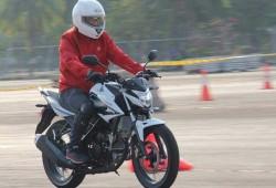 Performa Motor Baru All New Honda CB150R Streetfire