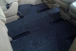 Modifikasi Interior Dengan Karpet Mobil Custom