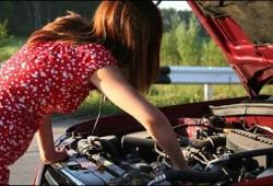 Cara Mengatasi Mobil Matic Mogok Di Jalan