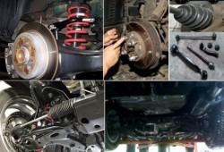 Tips Otomotif, Cek Berkala Baut Kaki Kaki Mobil