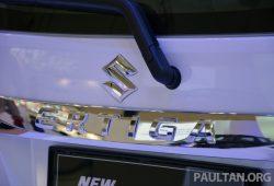 Penampilan Eksterior Suzuki Ertiga Diesel Hybrid 2017