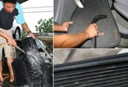 Tips Ringan Cara Membersihkan Karpet Mobil