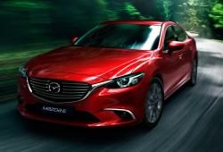 Mazda 6 Makin Dinamis Dengan Fitur Mazda i-ACTIVSENSE