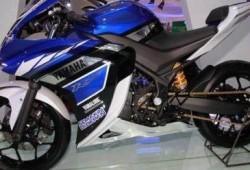 Desain Sporty dan Performa Yamaha R25