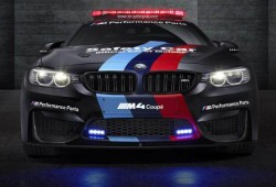BMW M4 Coupe Dipilih Menjadi Safety Car MotoGP 2015