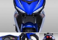 Spesifikasi Yamaha MX King Dan MX 150 Ternyata Sama