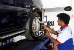 Perlu Tahu Manfaat Spooring dan Balancing Mobil