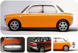 Menebak Titan Mobil Listrik Apple Ford 021C Autopilot